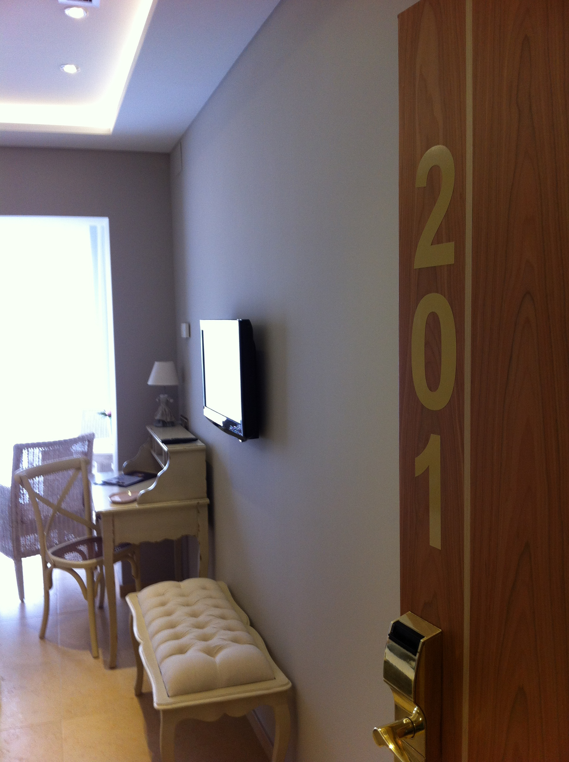 Hotel Ceferino Vilanova Muebles Almazan # Muebles Ceferino